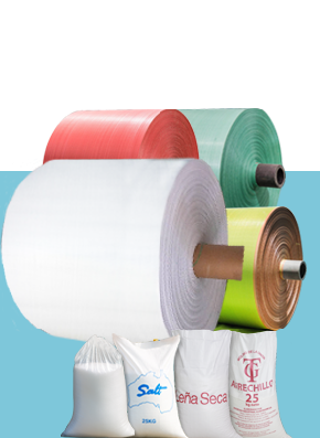 PP Fabric Roll